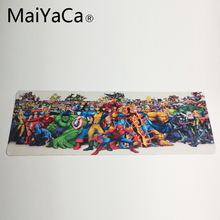 MaiYaCa The Marvel Universe Mouse pad High-end pad to Mouse Notbook Computer Mou