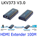 V3.0 LKV373 HDMI Удлинитель Видео Отправитель + Приемник Над Cat5e/Cat6 1080 P до 100 м