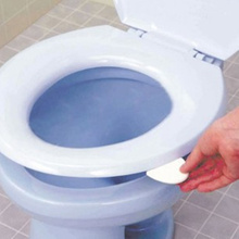 Sticking Lifting-Sticker Toilet-Seat-Cover Bathroom-Supply-Tools Sanitary-Clean 1PC Lift-Handle