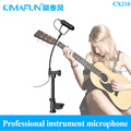 KIMAFUN  instrument microphone CX210 for violin, guitar, double bass, ukulele and more box type instrument free shipping