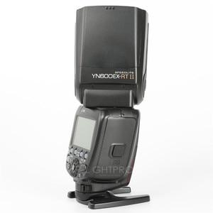 Image 4 - YONGNUO YN600EX RT II 2.4G Wireless HSS 1/8000s Master Flash Speedlite + YN E3 RT TTL Radio Trigger Speedlite Transmitter+ Gift