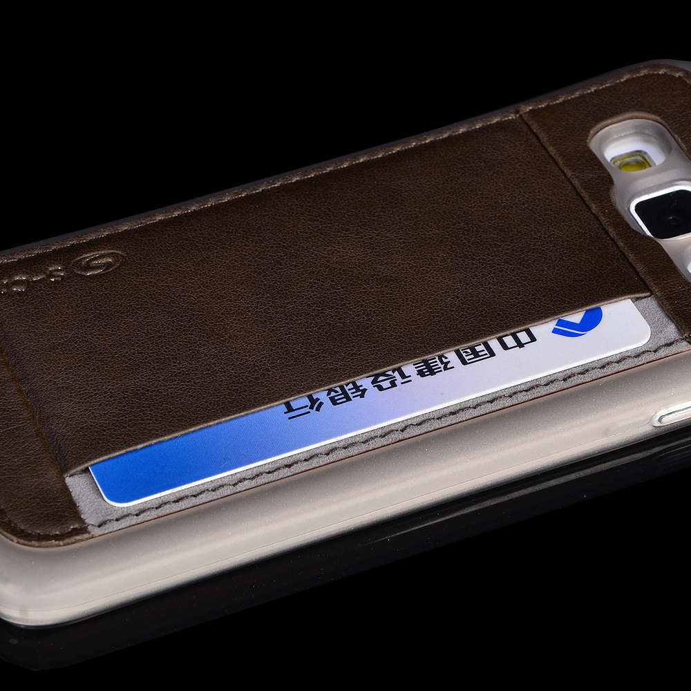 For Samsung Galaxy J5 Phone Case Newest Card Holder Free Iphone Xr Spigen Super Light Slim 03mm Air Skin Casing Soft Clear Shipping
