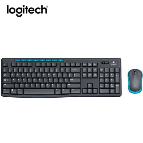 Logitech MK275 Wireless Mouse And Keyboard Combo Gaming Laptop PC Computer Set wireless keyboard mouse set gaming combo bundle for computer laptop white