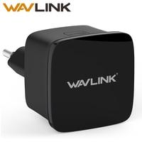 WAVLINK Ultra-Mini Tamaño N300 Wi-Fi Range Extender Booster Amplificador Repetidor Inalámbrico wifi de alta velocidad de 300 Mbps 2.4 GHz Apoyar WPS
