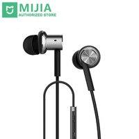 Xiaomi Hybrid Earphone Mi In Ear Earphone Piston 4 Dual Drivers Earphone with Microphone For Phone Xiaomi Huawei Android Phones