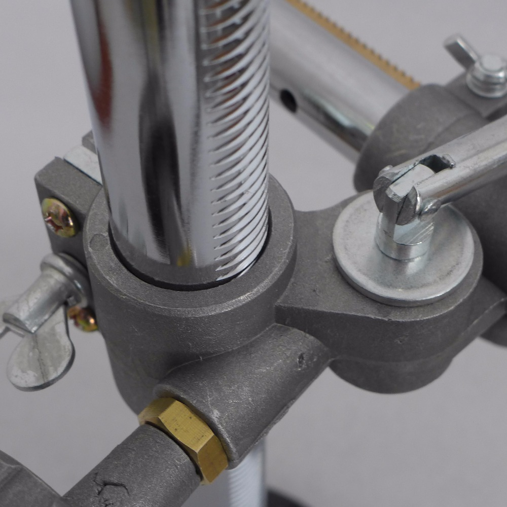 Mini Welding Torch Holder Support Mig Gun Holder Clamp for Welding Positioner