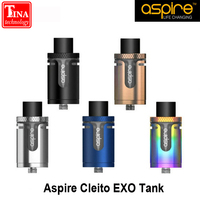 100 Original Aspire Cleito EXO Tank Standard Version 3 5ml TPD Version 2ml With 0 16ohm