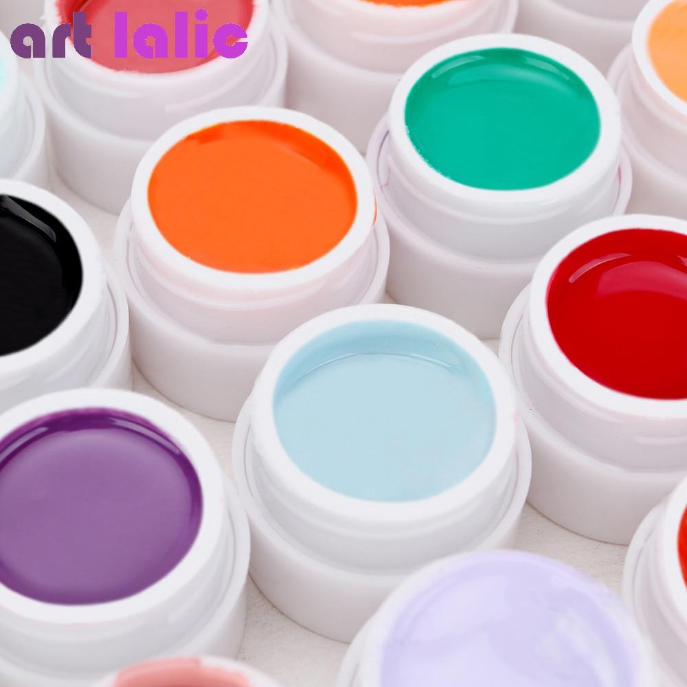 Ilovemyfriendsx333 Comprar 36 Colores Uv Gel Set Color Puro