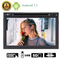 EinCar Android 7 1 Car Stereo 2Din 8 Inch Video Headunit DVD Player GPS Player In