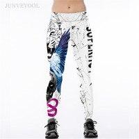 Tiger Digital Printing Women Leggings Hot Sale Fitness Gothic Legins Workout Capris Stylish Pencil Pants Trousers