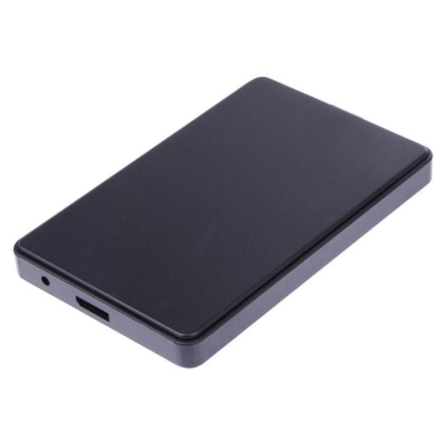 External HDD SSD Enclosure 2.5inch USB 3.0 Hard Disk Drive Case Caddy not require screws 2.5 1