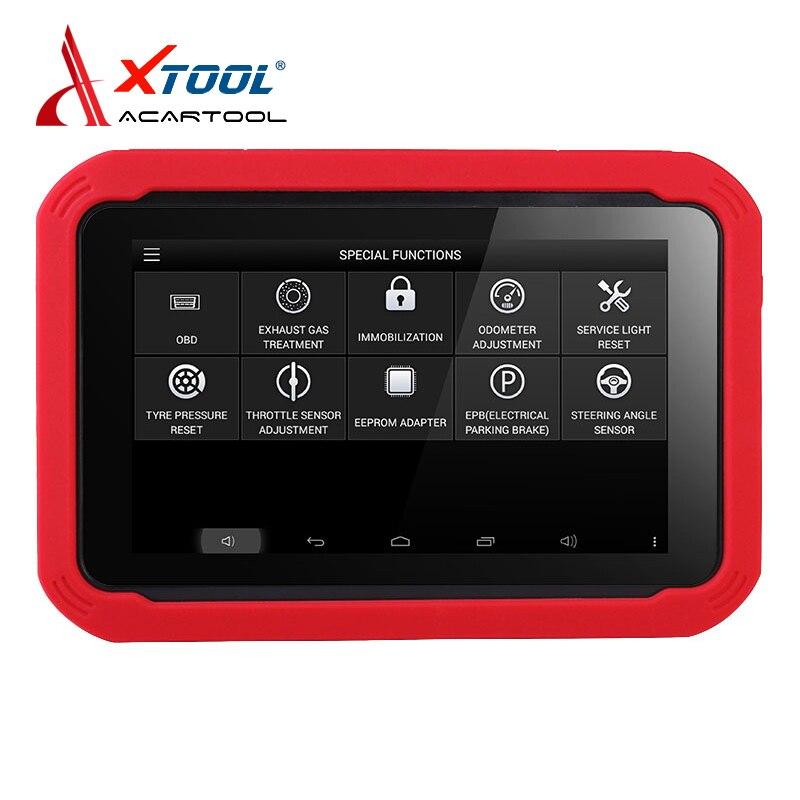 Original XTOOL X100 PAD Auto Key Programmer X 100 PAD with ...