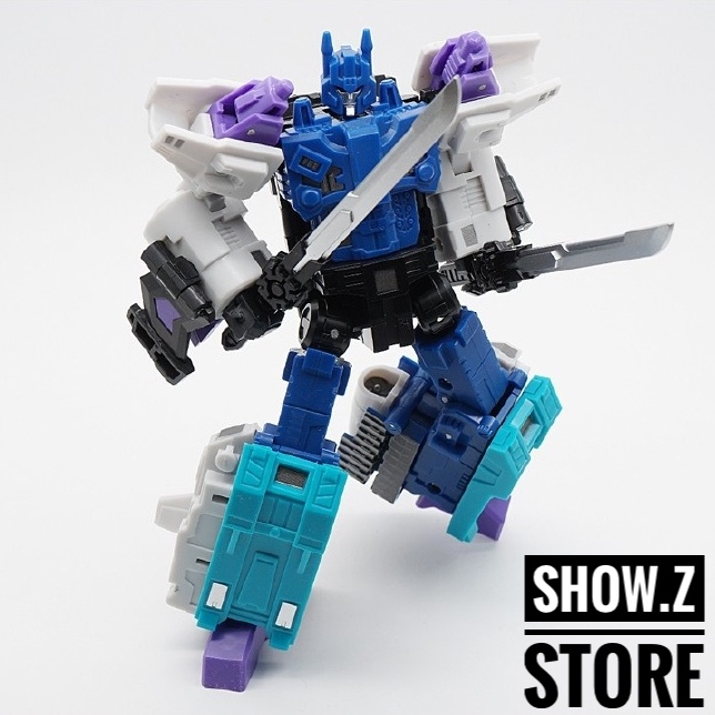 [Show.Z Store] NB Factory NB-01 Overlord War in Pocket EX-11 IF NBF Transformation Action Figure overlord маруяма куганэ мп3 аудиокнига том 8 скачать