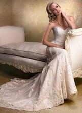 free shipping tulle 2013 New Fashion Wedding Bridal Dress Simple Atmosphere white/ivory lace wedding dreses custom size