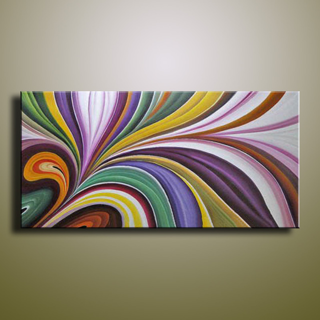 handmade oil painting on canvas modern 100%  Best Art Abstract oil painting original  directly from artis  XD1-005