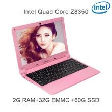 "P5-07 black 2G RAM 32G EMMC 64G Intel Atom Z8350 11.6 Windows10 HDMI WIFI System Laptop bluetooth computer notebook USB3.0"""