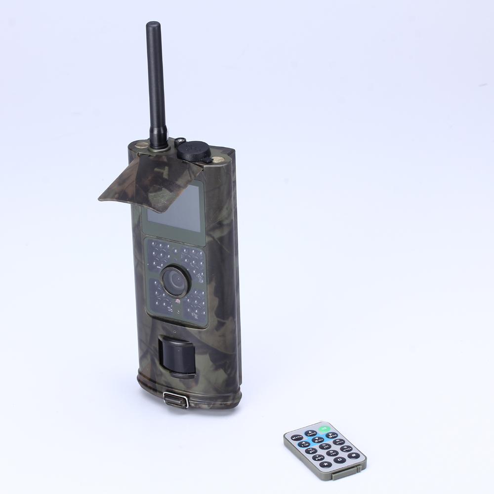 1 set WCDMA 3G Mobile Trail Camera with 16MP HD Image Photo 1080P Image Video