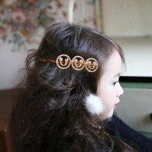 Набор заколок для волос заколки для волос для девочек с жемчужным дизайном шпилька для волос для детей аксессуары для волос принцессы