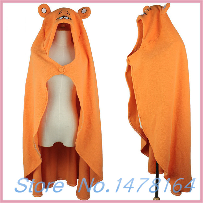 a95dbd28da72 Kawaii Cute Umaru chan Cosplay Hamster Cloak sleepwear Pajamas shirt  Blanket Quilt Flannel on Aliexpress.com