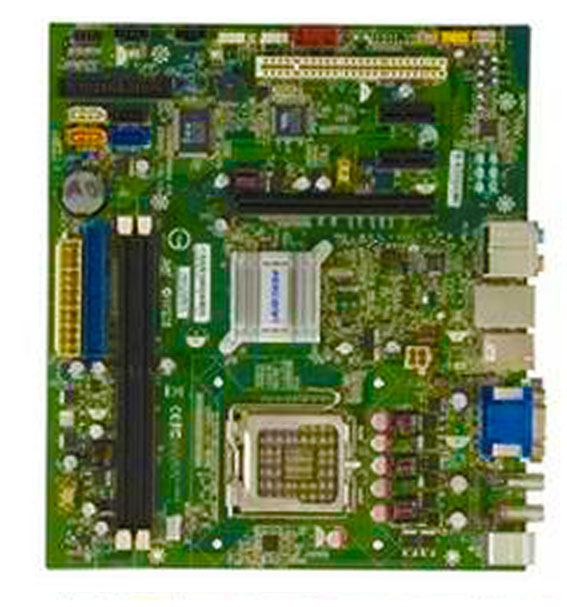 High quality Motherboard for MCP73M02H1 MCP73M02 5189 0466 492911 001 Socket font b 775 b font