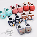 Cotton Baby Socks shoes Newborn Anti Slip Baby Socks with Rubber Soles Toddler Indoor Floor Shoes Infant shoes WS920