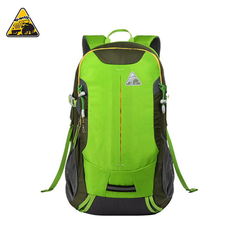 купить Drop Shipping KIMLEE 30L Student Backpack Large Super Light Waterproof Travelling Backpack For Male Female Teenager Hot Sale недорого