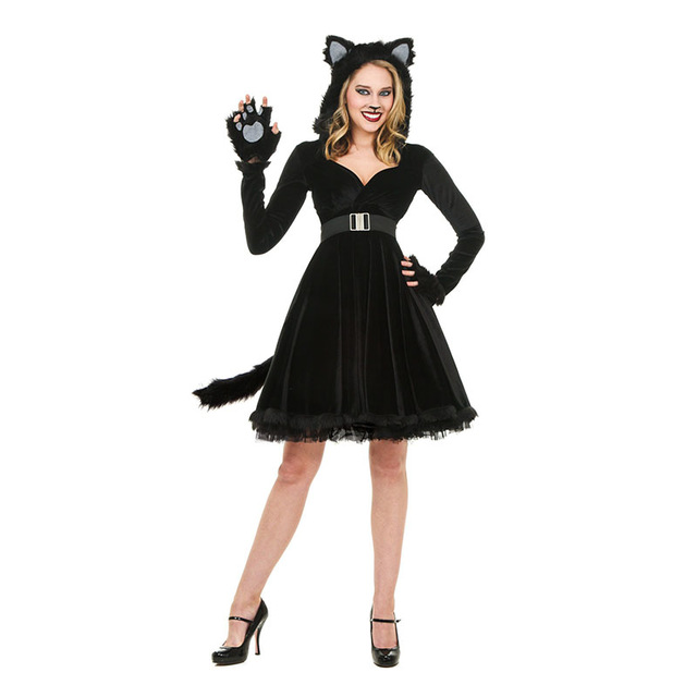 Popular Cat Costumes For Women-Buy Cheap Cat Costumes For -8971