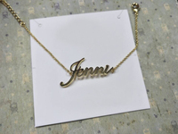 New Fashion Custom Name Bracelet Personalized Women Gift Customize Initial Charm Bracelet For Baby Etsy EBay