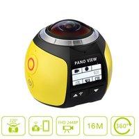 4K WiFi Sports Action Camera Mini Full HD 1080P Cam Video Outdoor Helmet Camara Go 40M Diving Waterproof Pro DVR DV