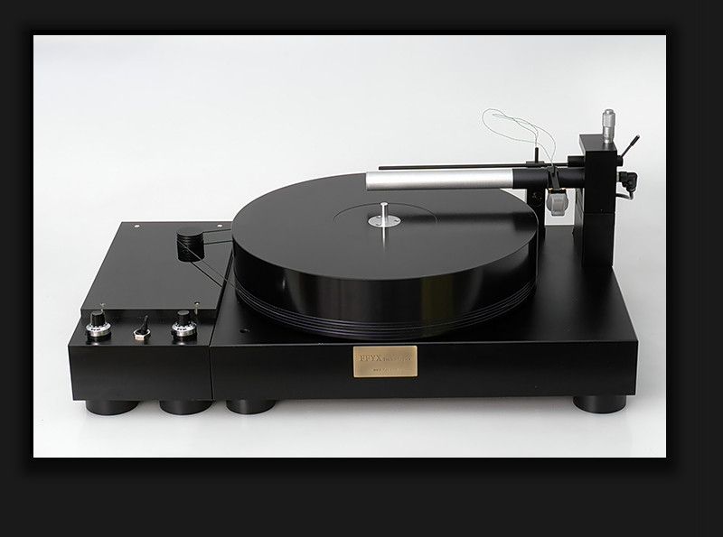 T3 Air-bearing Turntable +AA36 Air Float Arm  Air Floating Shock Absorbing Foot Turntable Vinyl Record Player