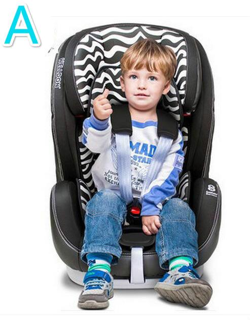 El estilo newesst portátil cómodo asiento de seguridad para 0-12 años de edad los niños