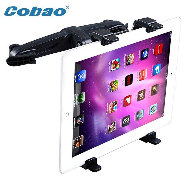Universal 9 10 11 12 polegada tablet PC suporte de boa qualidade tablet suporte para carro encosto de cabeça do banco traseiro do carro ajustável adequado para ipad