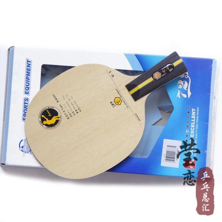ФОТО Original 729 V-1 table tennis blade carbon blade table tennis rackets racquet sports