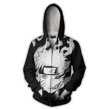 Cool Naruto Sweatshirt Hoodie (New Design)