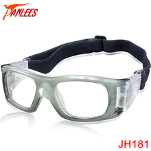 07916dcbc2 Hot Sales Panlees Quality Prescription Sport Goggles Basketball Glasses  Prescription Soccer Goggles With Strap Free Shipping