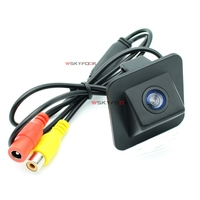 CCD Reverse Rearview Backup Parking Camera For 2011 2012 Hyundai Elantra Waterproof Color Night Vision Wire
