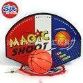 Мини-Баскетбол Чистая Игра Обруч Кольцо С Корзину Мяч Весело Офиса Крытый Игрушка в Подарок