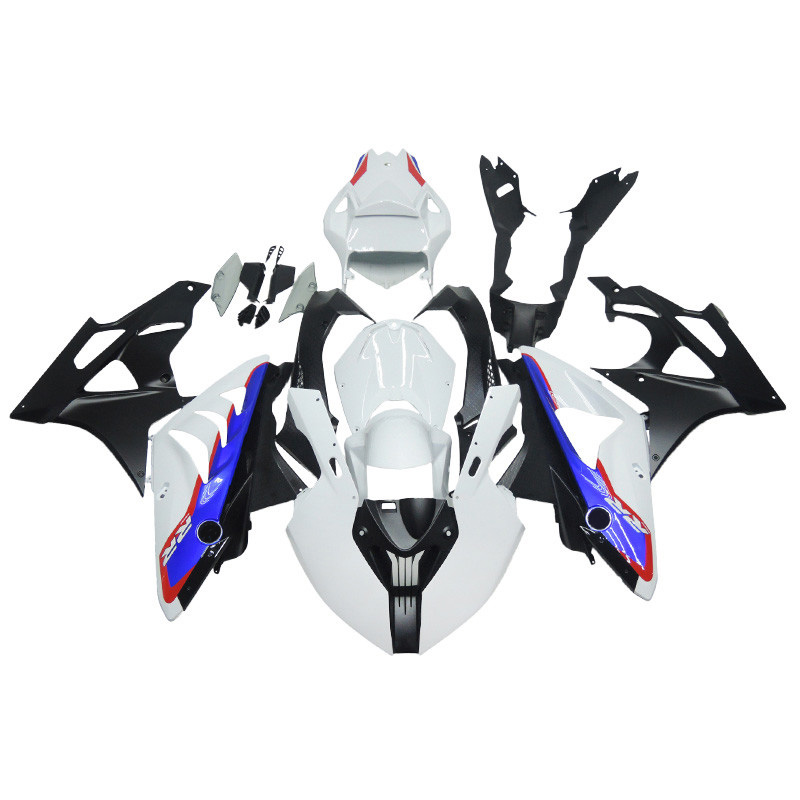 Plans to customize For BMW S1000RR 2010 2011 2012 2013 injection molding ABS Plastic motorcycle Fairing Kit Bodywork B2 hot sale abs chromed front behind fog lamp cover 2pcs set car accessories for volkswagen vw tiguan 2010 2011 2012 2013