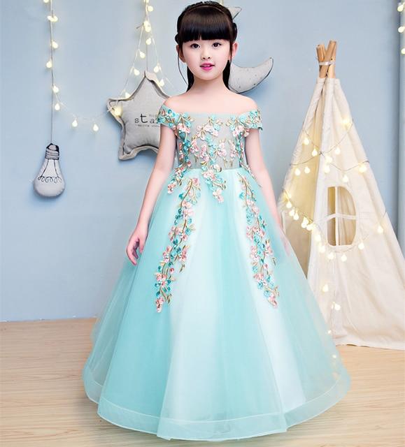Ver vestidos elegantes para ninas