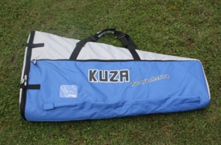 New KUZA Pro Protection Wing Bag for 85-120CC Gasoline Airplane--Blue Color чемодан большой l vip collection travel 808 pc 28 808 pc 28 d grey