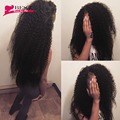 Kinky curly virgin hair Malaysian virgin hair Unprocessed human hair Curly weave human hair Cheap 3 bundles Afro kinky curly