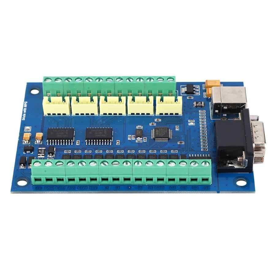 Carte de contrôleur de mouvement MACH3 USB 5 100KHz pour gravure sur CNC 12-24V