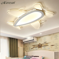 Kids surface Mounted Ceiling Lights Acrylic remote control for bedroom home 3 5square meters decoration luminaire Living light