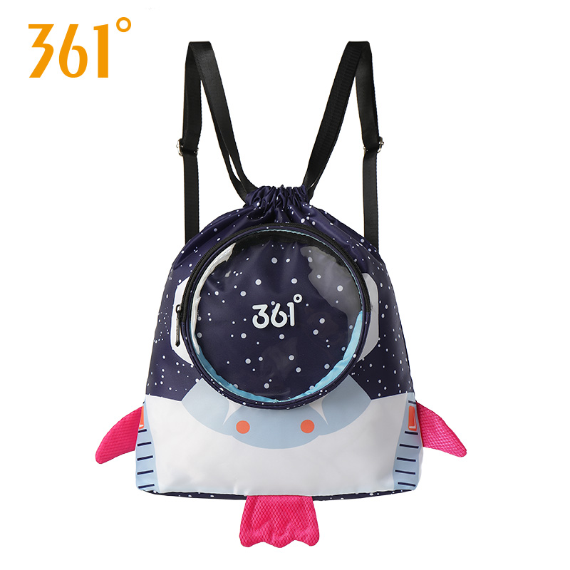 361 Kids Sports Bags Children Boys Girls Backpack Astronaut Swimming Bags Waterproof Bag Dry Wet Camping Pool Beach Outdoor