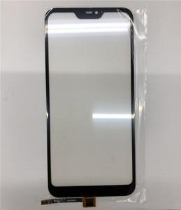 Image 2 - A2Lite écran tactile pour Xiao mi mi A2 Lite couverture en verre avant LCD écran daffichage panneau extérieur numériseur capteur lentille pièces de réparation