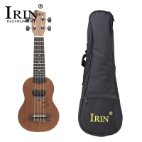IRIN 17 Mini Ukulele Set Acoustic 4 Strings Ukelele Sapele Body Stringed Instrument With Gig Bag For Beginner Student