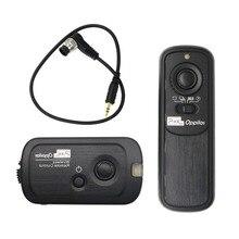 PIXEL RW-221/DC0 Sem Fio Do Obturador Controle Remoto Lançamento para Nikon D800, D810, D700, D500, D300, D200, D1, D2, D3, D4, D5, F5 F6