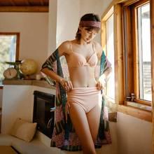 2019 New Womens Push Up Swimwear Bra Sexy High Waist Bikini Set Cover-up Swimsuit Bathing Suit Hot lady Beachwear Swimming Set цена и фото