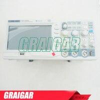 Цифровой красочный осциллограф 100 МГц 2 канала 1GSa/s USB 110 240 V 7 ''TFT lcd SDS1102CNL