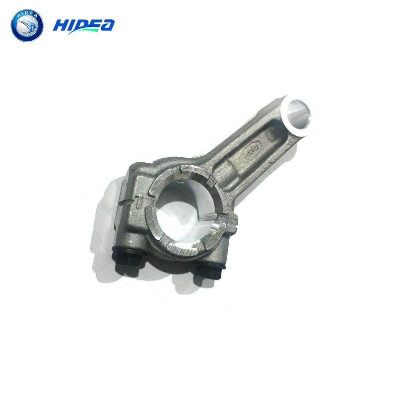 Hidea F5 drijfstang comp. Voor Hidea 4 Takt 5HP Boot Motor F5/F4 buitenboordmotoren Motor